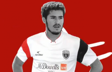 NorthEast United FC sign Martin Chaves; 21 year old forward from Uruguay