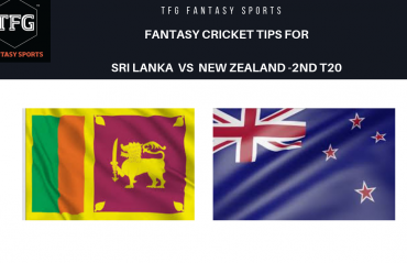 TFG Fantasy Sports: Dream11 Fantasy Cricket tips for Sri Lanka v New Zealand 2nd T20