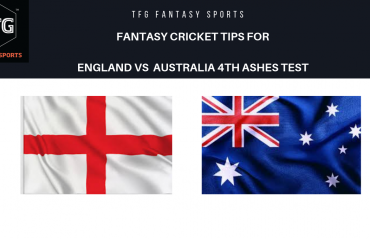 TFG Fantasy Sports: Dream11 Fantasy Cricket tips for England v Australia- 4th Ashes Test