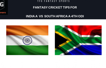 TFG Fantasy Sports: Dream 11 Fantasy Cricket tips for India A v South Africa A 4th ODI