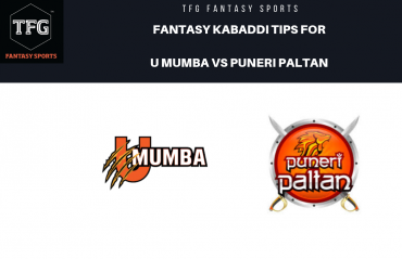 TFG Fantasy Sports: Dream 11 tips Fantasy Kabaddi team for U Mumba vs Puneri Paltan -- PKL 2019