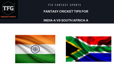TFG Fantasy Sports: Dream 11 tips Fantasy Cricket team for India A vs South Africa A -- 5th ODI