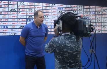 A time will come when we are not going to lose games like this, says Igor Stimac
