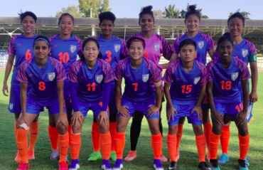 SUNBURNT TERRACE - Indian Women's Team and the art building a ladder of progression
