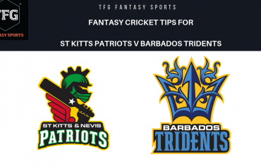 TFG Fantasy Sports: Dream11 Fantasy Cricket tips for St Kitts Patriots v Barbados Tridents