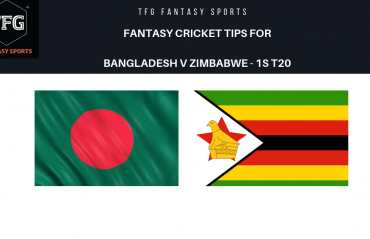 TFG Fantasy Sports: Dream11 Fantasy Cricket tips for Bangladesh v Zimbabwe T20