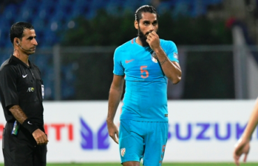 Sandesh Jhingan writes about Qatar draw, playing for India and the need to dream big