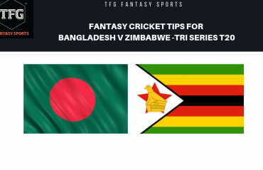 TFG Fantasy Sports: Dream11 Fantasy Cricket tips for Bangladesh v Zimbabwe Tri series T20