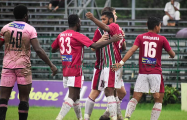 CFL 2019 FULL MATCH -- Suhair, Britto braces help Mohun Bagan sail to a 4-0 win against Southern Samity