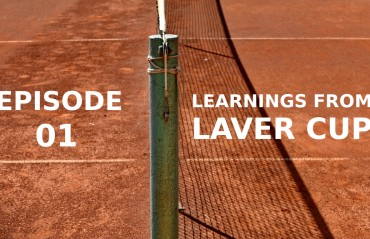 TFG Second Serve Episode 01 -- Learnings from Laver Cup