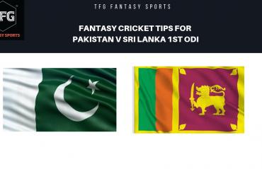 TFG Fantasy Sports: Dream11 Fantasy Cricket tips for Pakistan v Sri Lanka 1st ODI