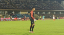 Sunil Chhetri and Asomah Gyan find the net as India and NorthEast United end friendly 1-1