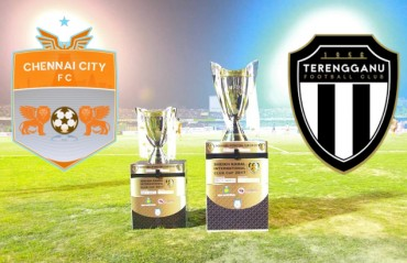 FULL MATCH -- Chennai City FC go down 5-2 to Malaysia Super League club Terengganu FC