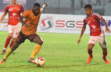 WATCH -- Gokulam Kerala FC beat Bangladesh Premier League champions Basundhara kings 3-1 in historic international debut at Chittagong