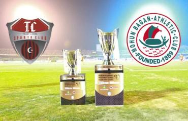 WATCH - Mohun Bagan beat TC Sports Club 2-0 in Sheikh Kamal International Club Cup