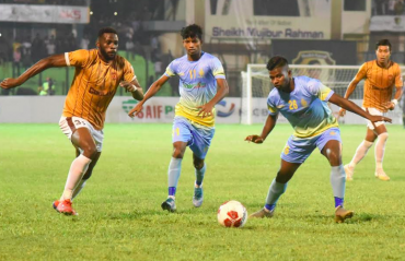 WATCH - Gokulam Kerala FC go down to hosts Chittagong Abahani after 120 minutes of battle