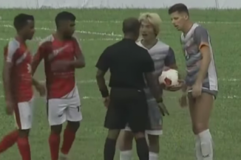 Allegations of racist comments by referee and opponent coach detailed in Chennai City's official complaint