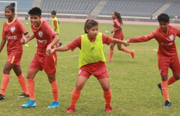 Maymol Rocky wants Indian women's team to hunt higher-ranked nations