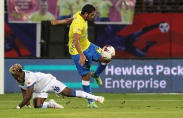Half Time: Battle of wits as Kerala and Mumbai cancel out each other to remain goalless