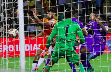ISL 2019-20 HIGHLIGHTS - FC Goa got top beating Mumbai City in Andheri goalfest