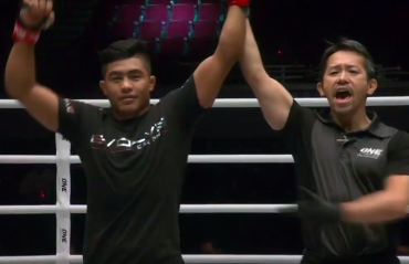 Roshan Mainam wants tougher opponents after winning via dominant first round submission at his ONE Championship debut