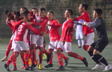 MPL 2019 -- Aizawl FC lose 6-5 goalfest to Mizoram Police FC