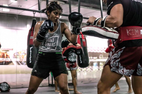Ritu Phogat's wrestling is a dangerous tool in MMA, say fellow fighters in ONE Championship