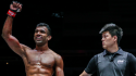 WATCH FULL FIGHT -- Rahul Raju submits his Pakistani opponent in ONE Championship