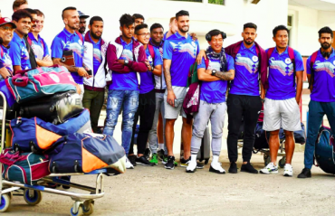 Mohun Bagan reach Aizawl for campaign opener against Aizawl FC