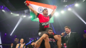 Mohammad Farhad wants to aim for the world championship following BRAVE 30 win