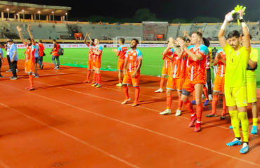 I-League -- Defending champs Chennai City edge out newly promoted TRAU FC in campaign starter
