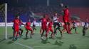 MPL 2019 -- Aizawl FC beat Chanmari FC in first leg of semi-finals