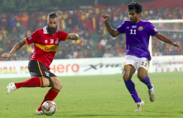 I-League 2019-20 HIGHLIGHTS -- Real Kashmir hold East Bengal to thrilling a 1-1 draw at Kalyani