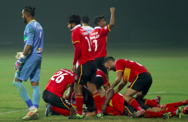 I-League 2019-20 HIGHLIGHTS -- East Bengal edge TRAU FC, go top ahead of Kolkata Derby