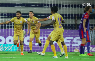 ISL 2019-20 HIGHLIGHTS - 5 goal thriller at Kanteerava sees Mumbai City down Bengaluru FC