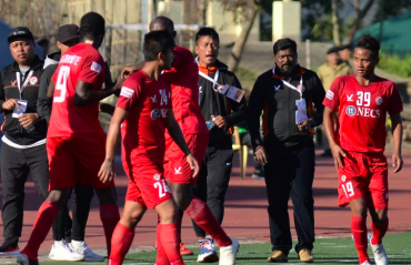 I-League 2019-20 -- Churchill Brothers drop points at Aizawl, squander title race advantage