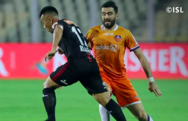 ISL 2019-20 HIGHLIGHTS - An own goal and a penalty sink NorthEast United in Goa
