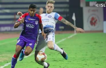 ISL 2019-20 HIGHLIGHTS: Bengaluru FC overcome Jamshedpur FC 2-0 at Kanteerava