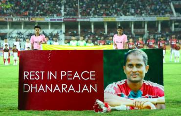 Sunil Chhetri, Bengaluru, Chennaiyin join Gokulam Kerala's cause to support Dhanarajan's family