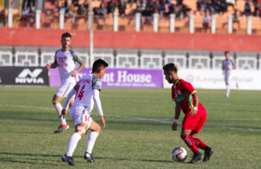 I-League 2019-20 FULL MATCH -- TRAU FC extend winning streak with victory over Aizawl