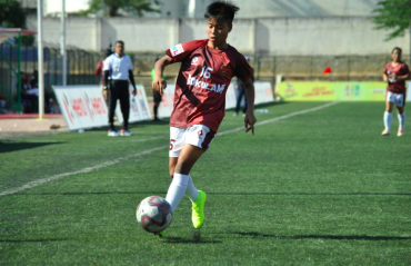 IWL 2020 FULL MATCH - Star studded Gokulam Kerala FC beat Sreebhumi 1-0
