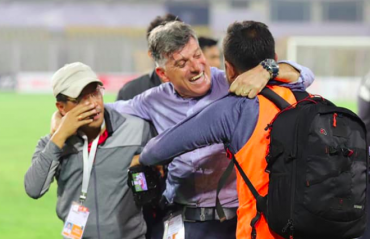 Ousted TRAU coach Dimitrius Dimitrou wants to approach AIFF & FIFA over club's 'match fixing' comment