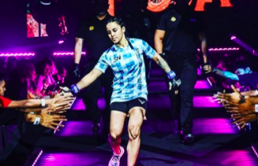 #TFGInterview - Puja Tomar on Stamp Fairtex loss, next step in MMA and ONE Championship
