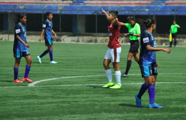IWL 2020 FULL MATCH - Sabitra Bhandari hits five goals as Gokulam Kerala raid Odisha police