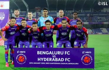 Bengaluru FC reveal AFC Cup 2020 preliminary stage squad