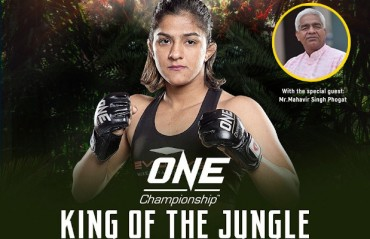 Ritu Phogat to hold open workout in Delhi ahead of her secone ONE championship bout