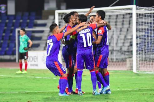 AFC Cup 2020 Qualifiers -- Bengaluru FC demolish Paro FC 9-1 to win double header