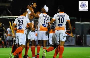 India hold New Zealand 1-1, win hockey series 2-1