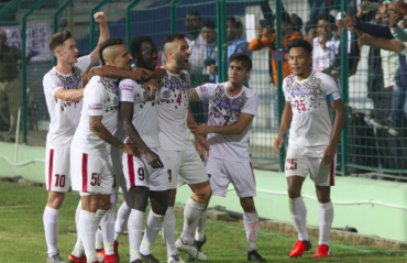 I-League 2019-20 FULL MATCH: Mohun Bagan break NEROCA's defence in dominant 6-2 win