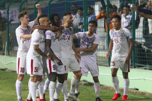 I-League 2019-20 FULL MATCH: Mohun Bagan break NEROCA's defence in dominant 6-2 win